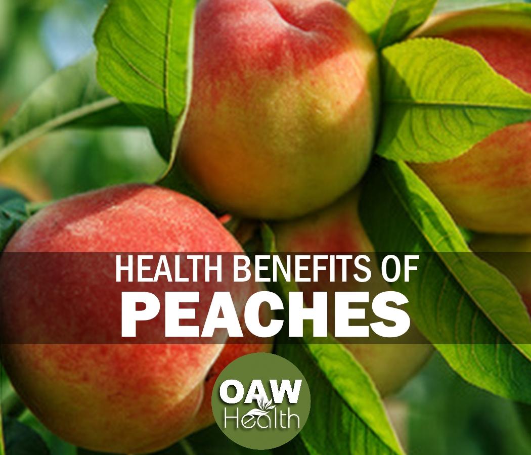 Health Benefits of Peaches