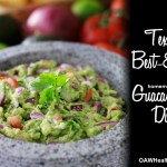 Texas Best Ever Guacamole Dip Recipe