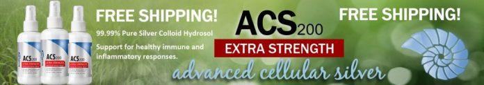ACS200 Extra Strength Silver