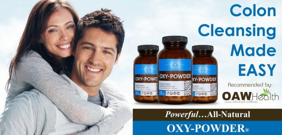 Oxy-Powder Colon Cleanser