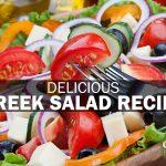 Delicious Greek Salad Recipe