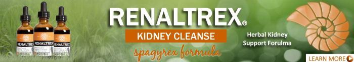 Renaltrex Kidney Cleanse