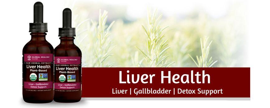 liver health banner