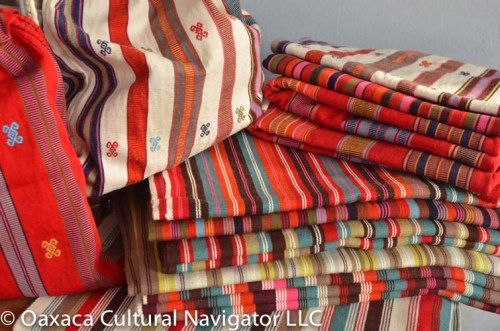 Home goods from Chiapas textile cooperative