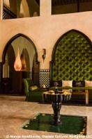 Mosaic Palais Marrakech