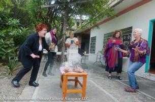Art Huipil Workshop