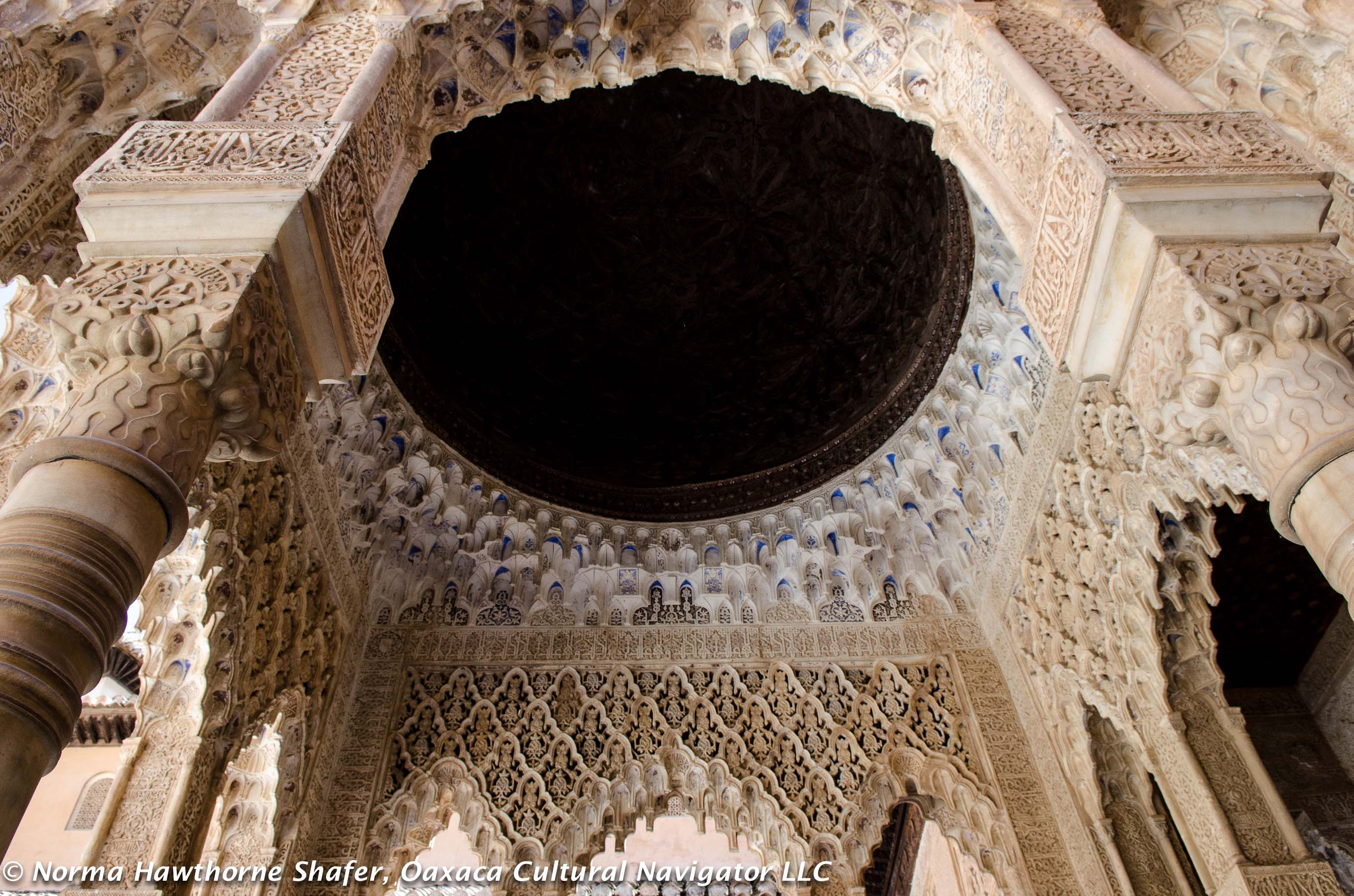 Inside the nasrid palace the alhambra granada spain - Alhambra ticket office opening hours ...