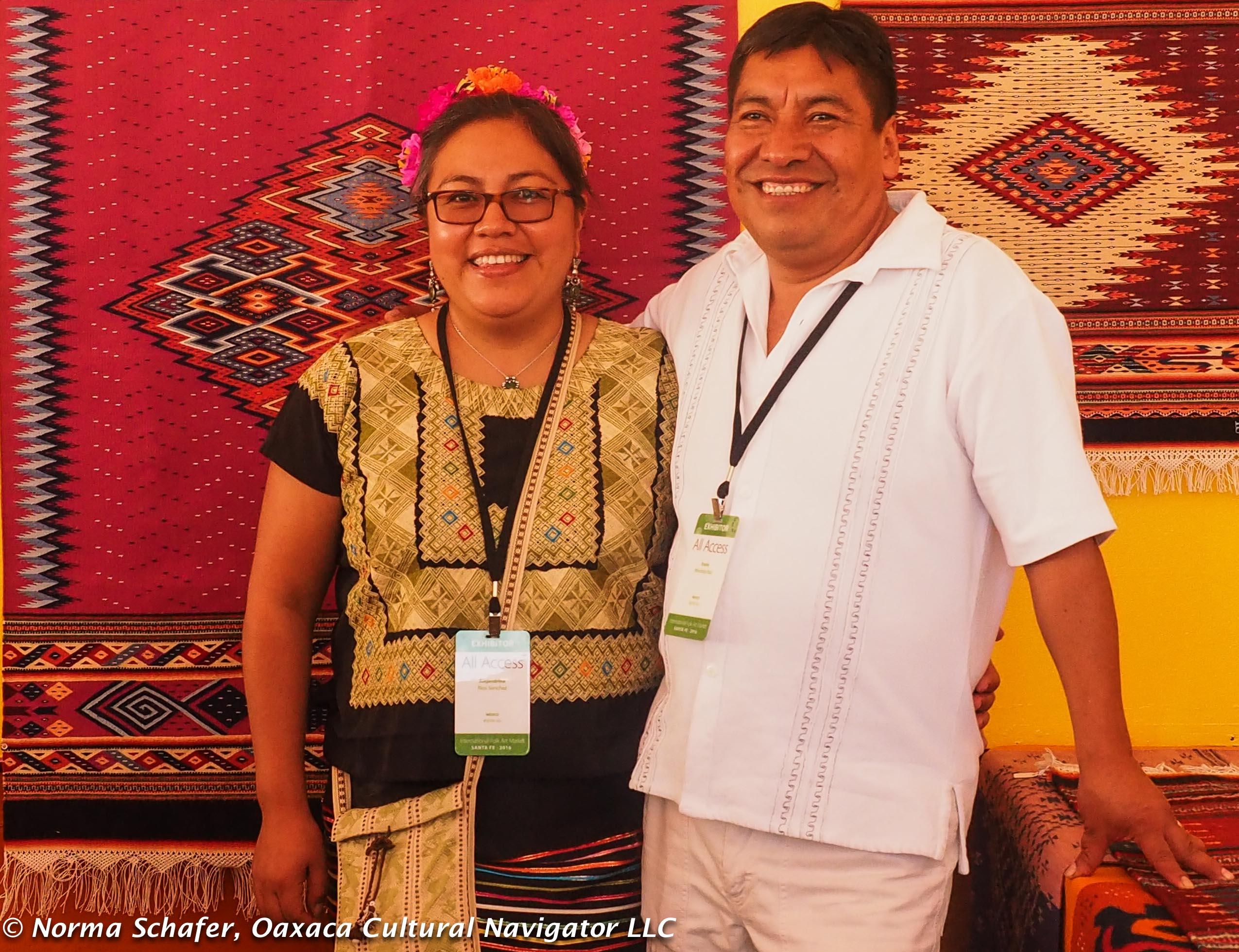 Oaxaca Santa Fe Connection And The International Folk Art