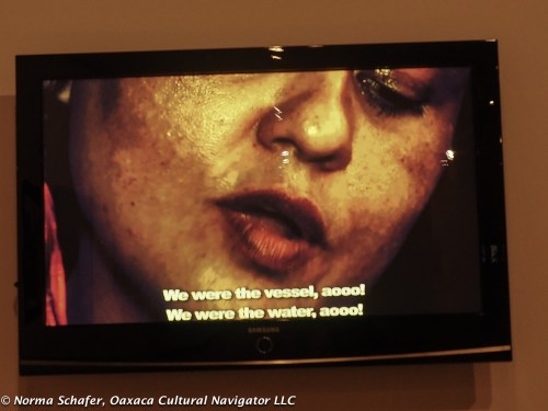 Zapotec poet Natalia Toledo, in featured museum video