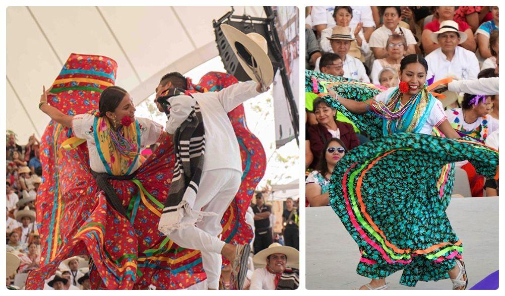 baile jarabe mixteco