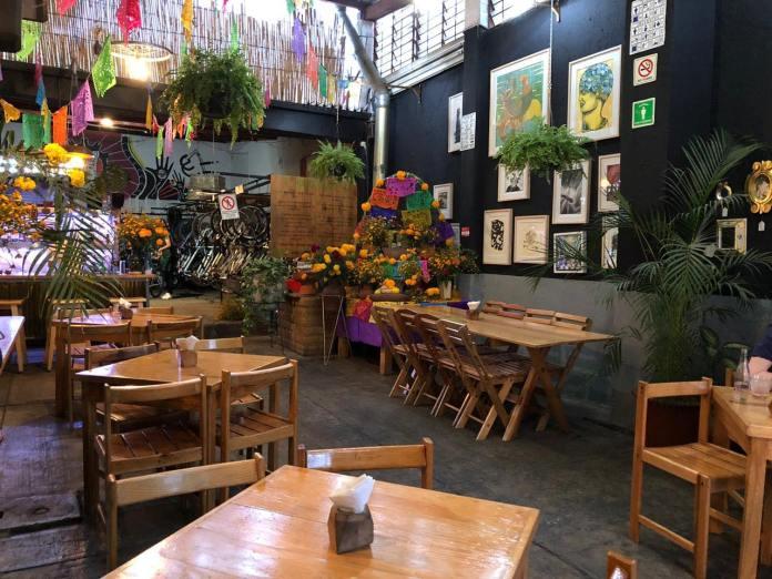 Restaurante Mundo Ceiba