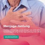 Menjaga Jantung
