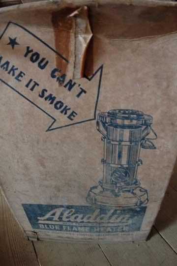 味のあるイラスト。煙が出ません!のキャッチが泣かせます。