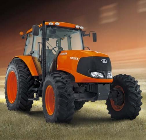 こちらはクボタトラクターの新品