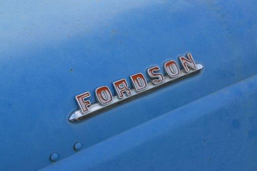 フォードソン・スーパーデキスタ FORDSON SUPER DEXTA