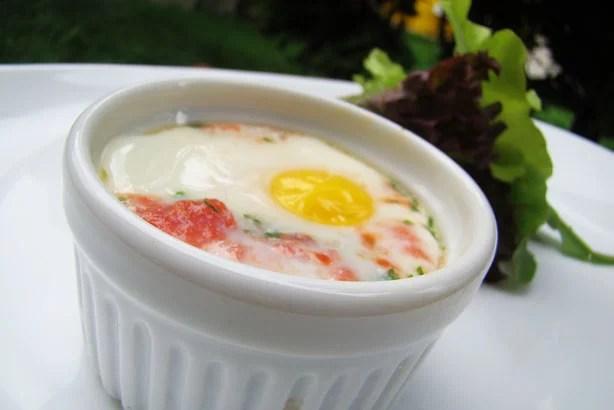 Cocotte com tomate