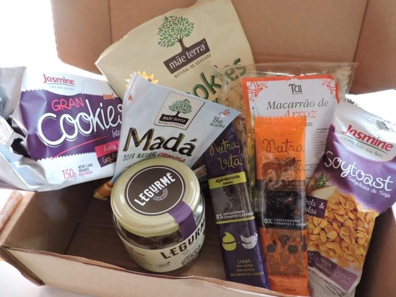 Veggie Box e seus produtos