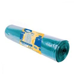 Vrecia na odpadky 57,5x100cm modré