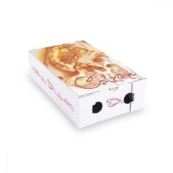 Krabica na pizzu 28 x 17 x 7,5 cm CALZONE