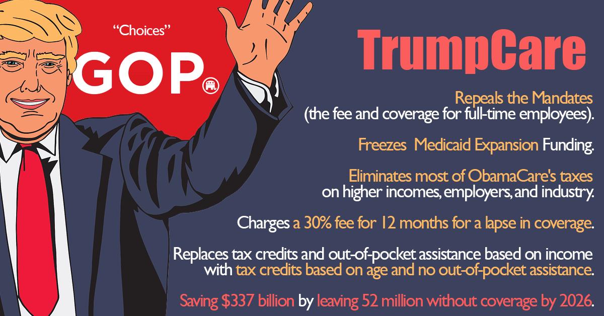 The Progressive Influence: CNN Lauds Trump's Health Care ...