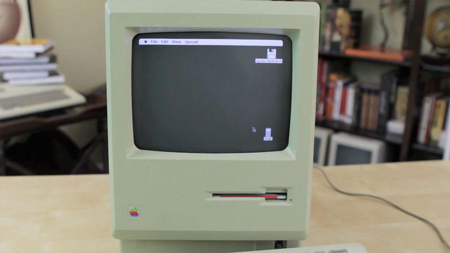 Mac OS 1 Finder | Obama Pacman