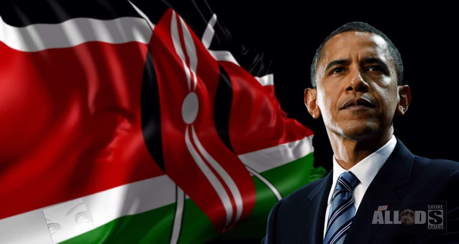 With Possible Indictment Looming, Obama Flees To Kenya