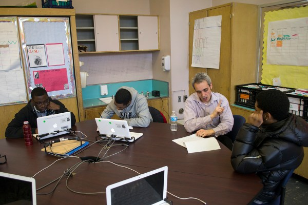 Sharing Ideas Work Technology Improve