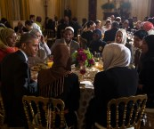 obama dinner party