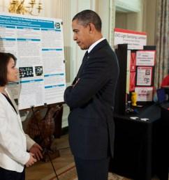 President Obama Hosts the White House Science Fair   whitehouse.gov [ 1280 x 1920 Pixel ]