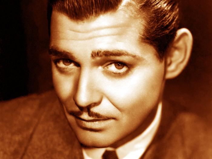 O Bigode Clark Gable