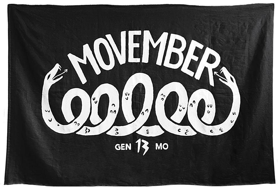 Movimento, que teve início na Austrália em 2003, conscientiza no mês de novembro a sociedade sobre a importância da prevenção e do diagnóstico precoce do câncer de próstata e outras doenças masculinas (FOTO: Página Movember Fortaleza/ Reprodução Facebook)