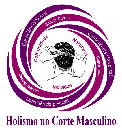 holismo no corte masculino