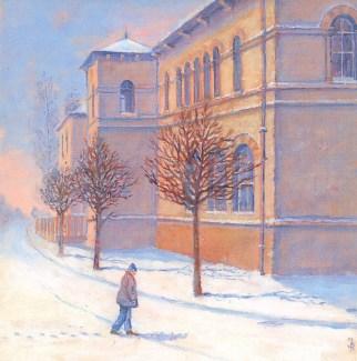 Norton Town Hall 1963