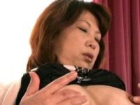 50代ムッチリ豊満熟女は息子と嫁に嫉妬からセックスしまくる...