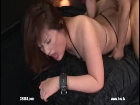 変態衣装姿の志村玲子が生セックスで中出しされて痙攣絶頂しちゃってるjyukujo動画画像無料