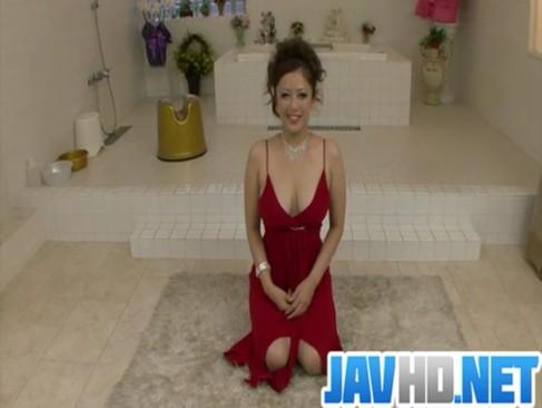 笑顔がとっても素敵な美熟女ソープ嬢が極上エロご奉仕で日頃の疲れを癒してくれるjyukujo動画画像無料