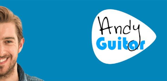 Andy guitar app