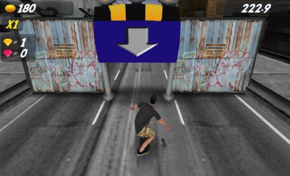PEPPI Skate 3D