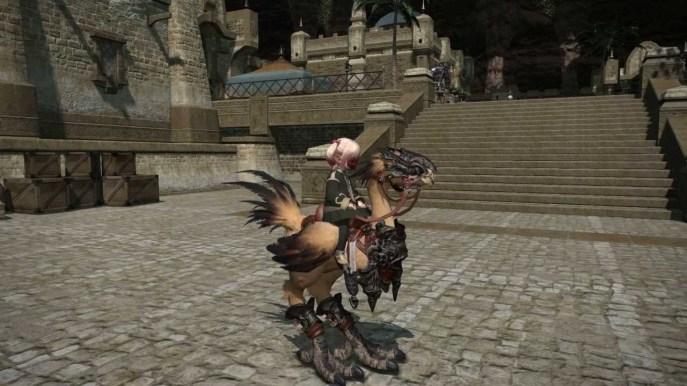 Final Fantasy XIV: A Realm Reborn - Legacy Chocobo - YouTube
