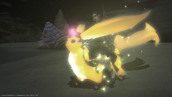 Citrine Carbuncle