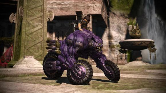 NEW MOUNT - Magna Roader (The FEAST Season 11 Top 100 Reward) : ffxiv
