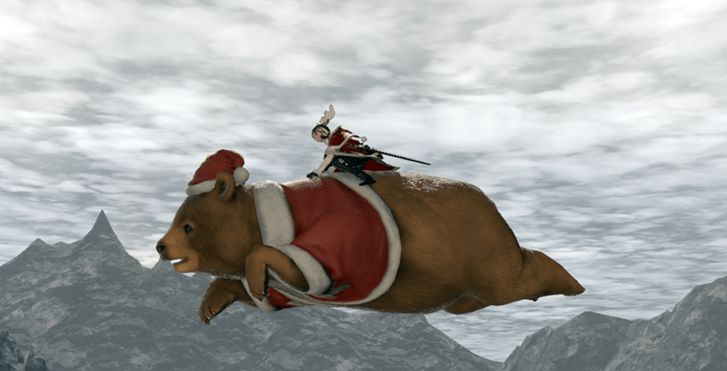 FFXIV: A Berry Merry Starlight – Aywren Sojourner: Gaming and Geek ...