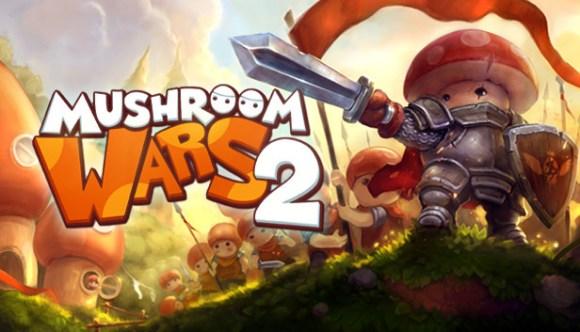 Mushroom Wars 2 on Steam game