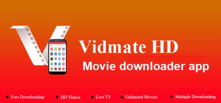 Vidmate Online Movies App