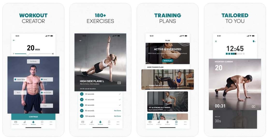 Adidas Training and Running by Runtastic