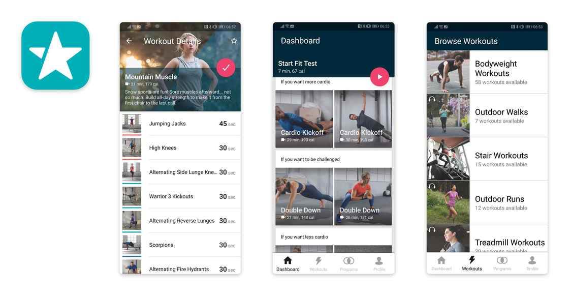 Best Workout Apps for Android and iOS