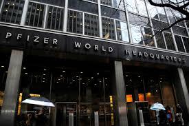 kantor pusat Pfizer