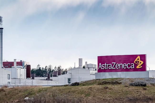 kantor AstraZeneca