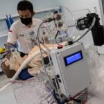 ventilator paru