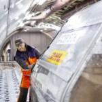 Angkutan logistik WHO oleh DHL